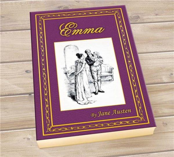 Personalised Book - Emma