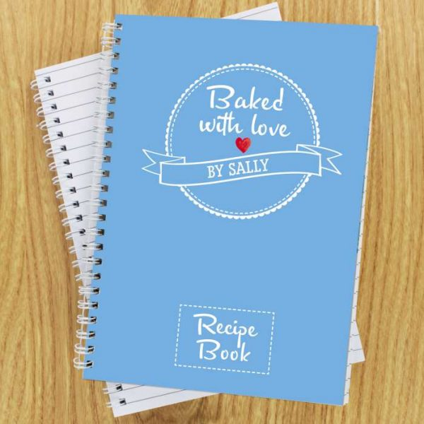 Personalised Recipe Notebook