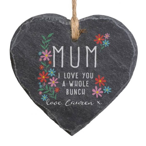 Mother's Day Hanging Heart
