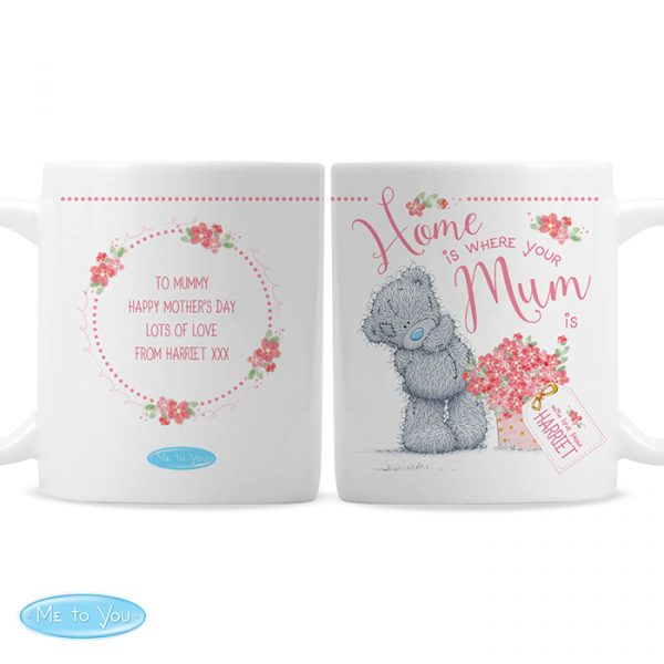 Home is Where Your Mum Is Mug
