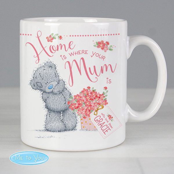Mum Me To You Mug