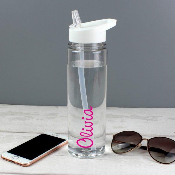 Personalised Island Water Bottle