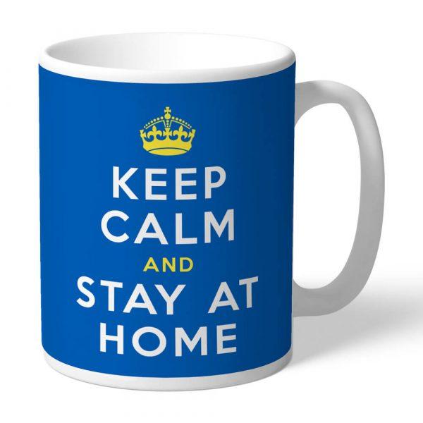 Keep Calm & Stay Home NHS Mug