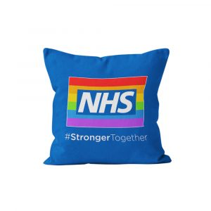 NHS Stronger Together Cushion