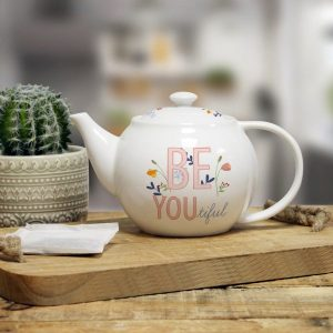 Be-you-tiful Teapot