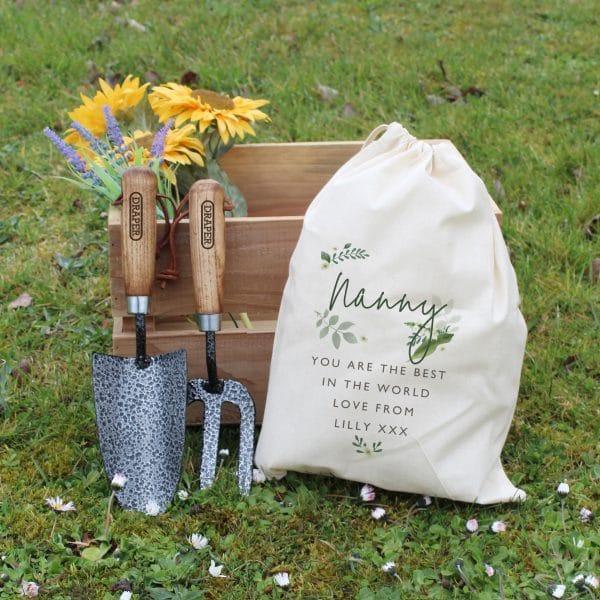 Floral Gardening Tool Set