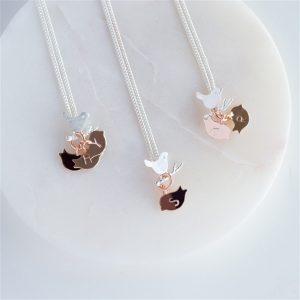 Family Bird Necklace