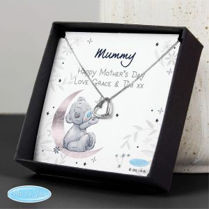 Moon & Stars Me To You Necklace and Box