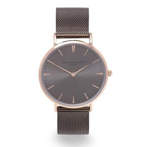 Own Handwriting Elie Beaumont Dark Grey Watch